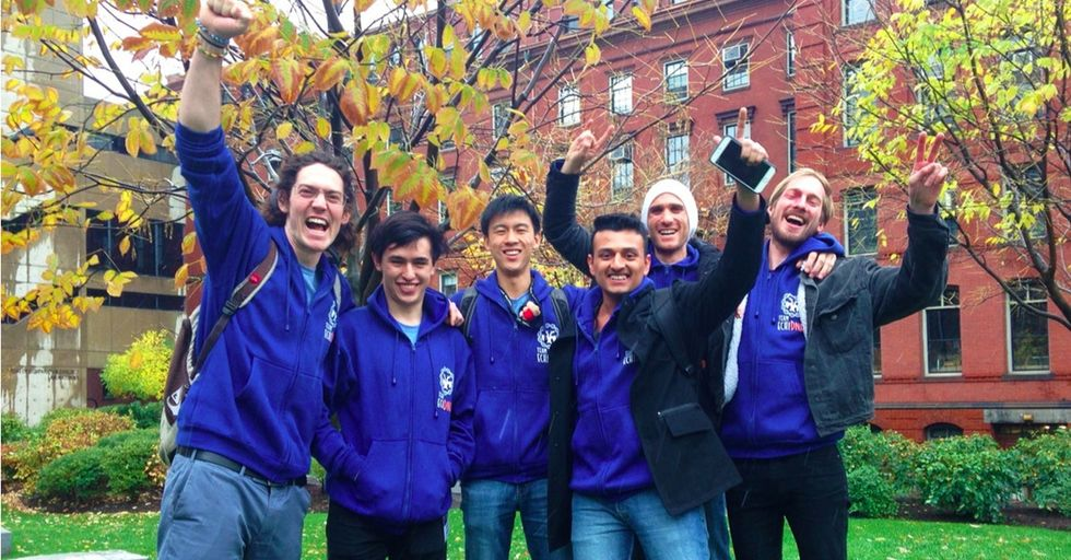 An invention from these college kids could help diagnose diseases earlier than ever.