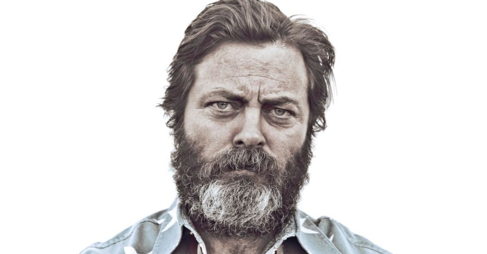 Ron Swanson was a fan favorite. But this actor didn't know the half of how he was helping people.