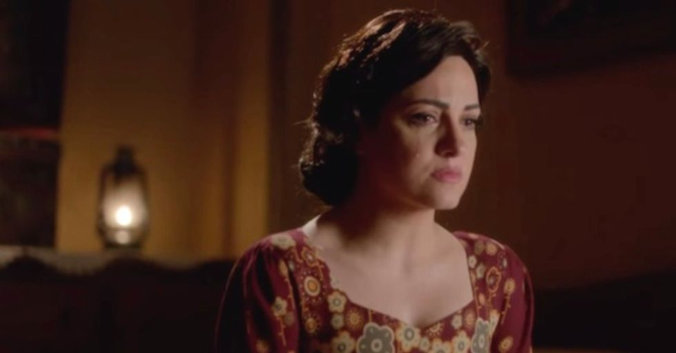 The hottest TV show in Palestine right now? A soap opera. About Jews. That's progress.