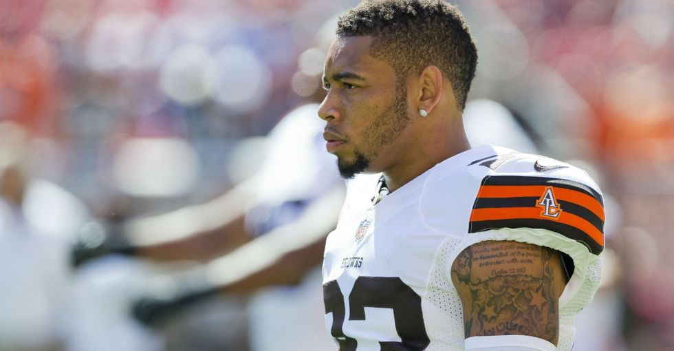 The next time someone uses the R-word in front of you, quote NFL star Joe Haden. He nailed it.