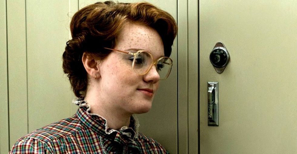 Shannon Purser of 'Stranger Things' tweeted about body image, and fans rejoiced.