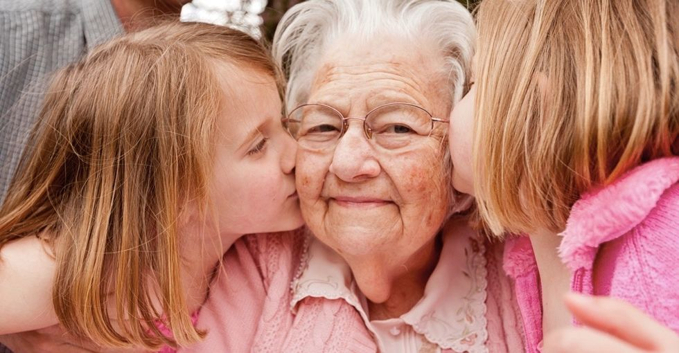 How spending time with grandkids can help grandparents stay healthy, happy, and sharp.