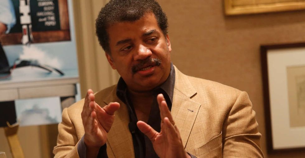 Instead of arguing about guns on Twitter, Neil deGrasse Tyson just laid out the numbers.