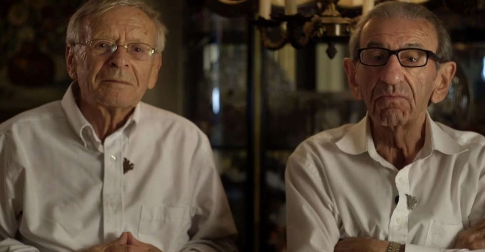 Music helped them survive the Holocaust. 70 years later, they started a band.