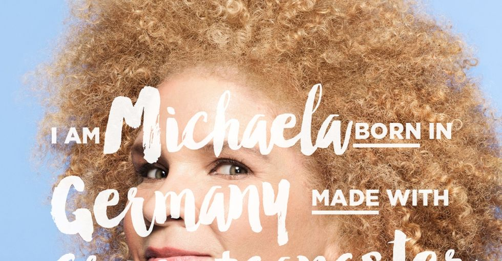 The #BornAndMade campaign is celebrating women. And it's fantastic.