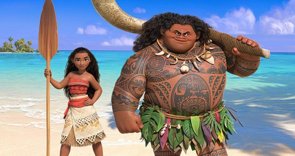 Why Disney nailed its casting choice for its newest princess, Moana.