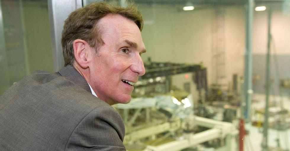 Bill Nye told Rutgers grads about climate change, but I loved his bits of life advice the most.