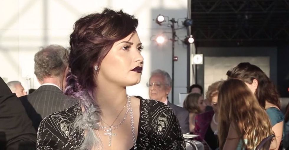 Demi Lovato went from rock bottom to living well with mental illness. Now she wants to help others.