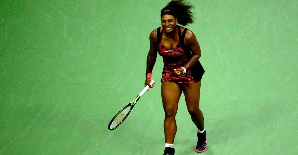 Billie Jean King gave Serena Williams the kind of compliment athletes rarely give each other.