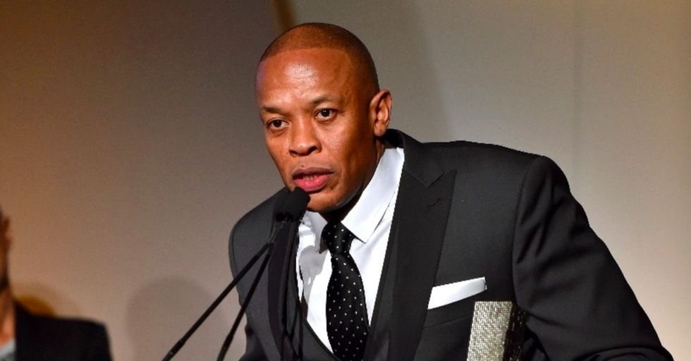 One of the poorest areas of LA is about to get a new arts center, thanks to rap mogul Dr. Dre.
