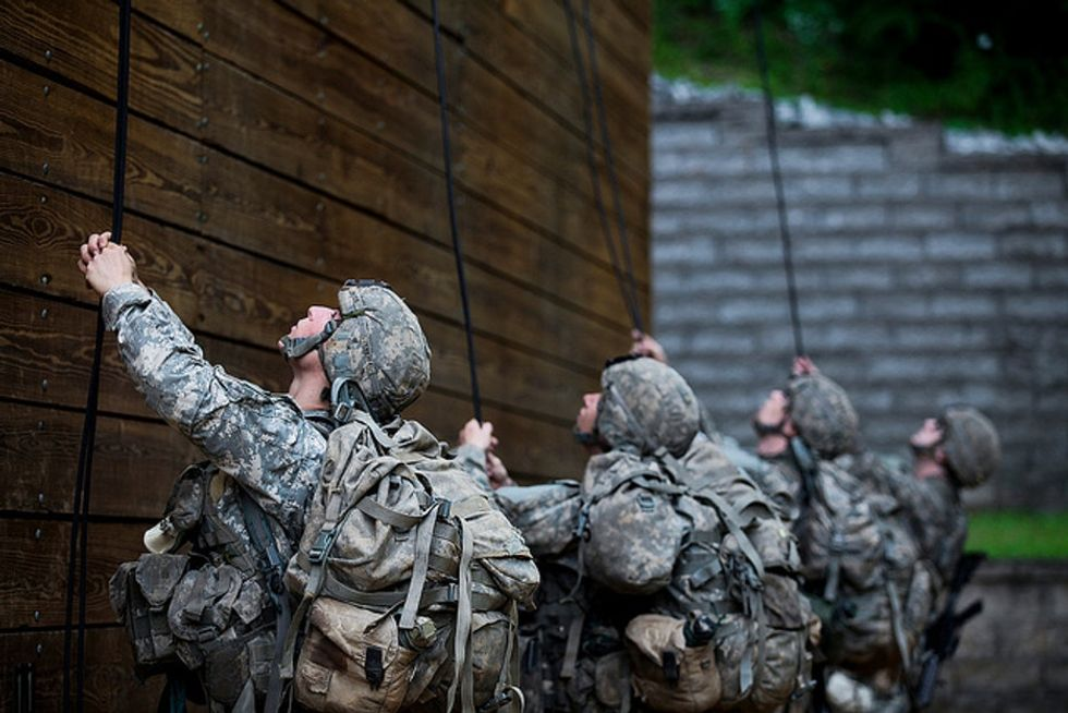 What happened when the Army finally let women into its elite Ranger School? They kicked butt.