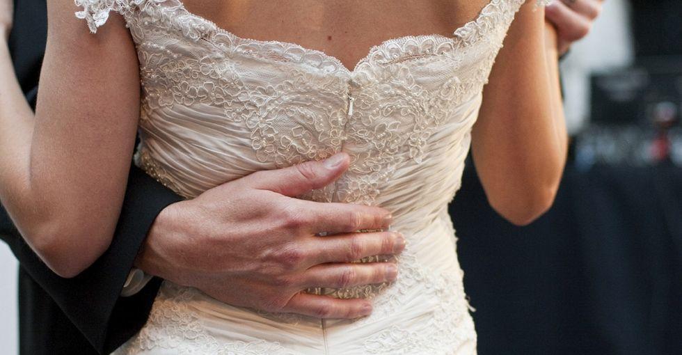 Listen to this widower's amazing and heartbreaking wedding dance plan.