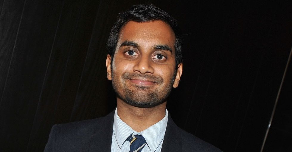 Aziz Ansari's new show is amazing. But the stories he's sharing to promote it are just as good.