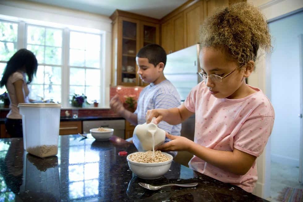 America's appetite for natural food is changing, and General Mills noticed.