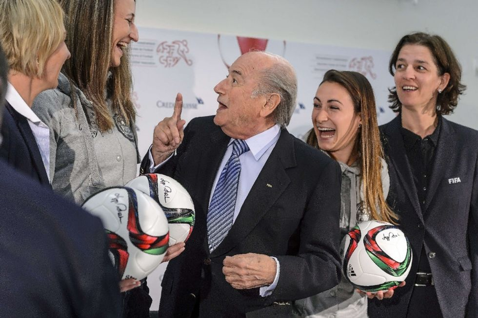 5 ridiculous things FIFA spent more money on than prizes for the U.S. women's champions
