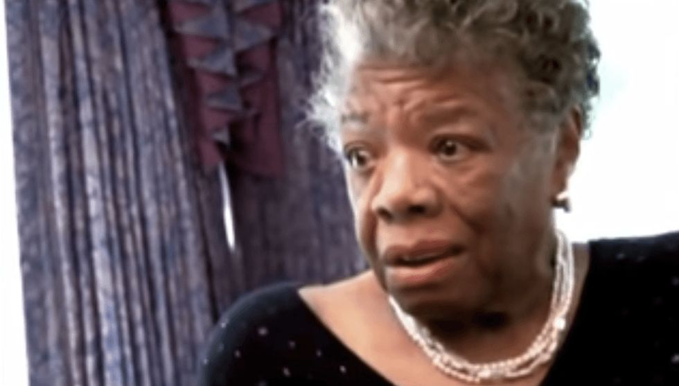Maya Angelou tells Dave Chappelle about that time she met Tupac.