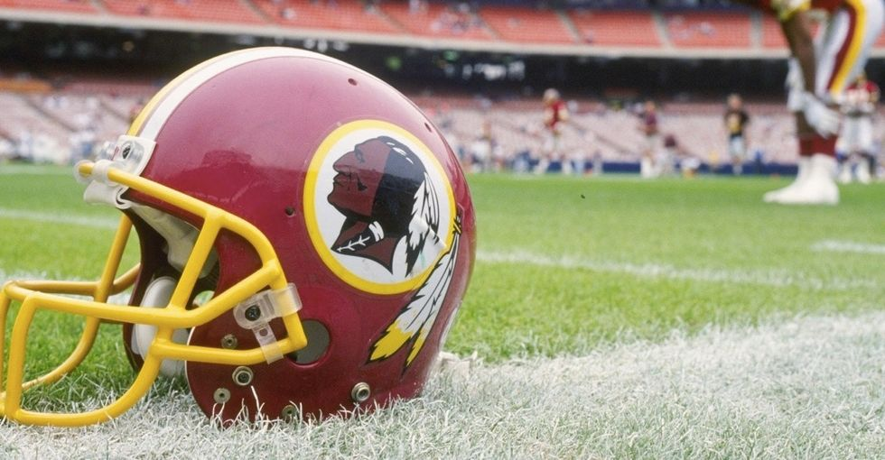 A judge ordered the cancellation of the Washington Redskins' trademark. A loss for this losing team.