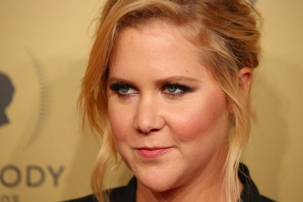 Read Amy Schumer's excellent response to a racist joke she made a few years ago.