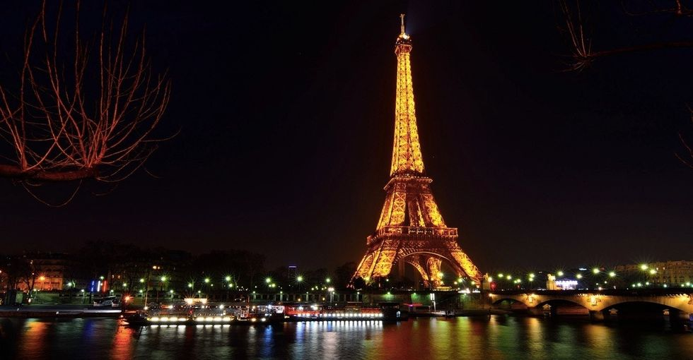 Does climate change have anything to do with current events in Paris? You bet.