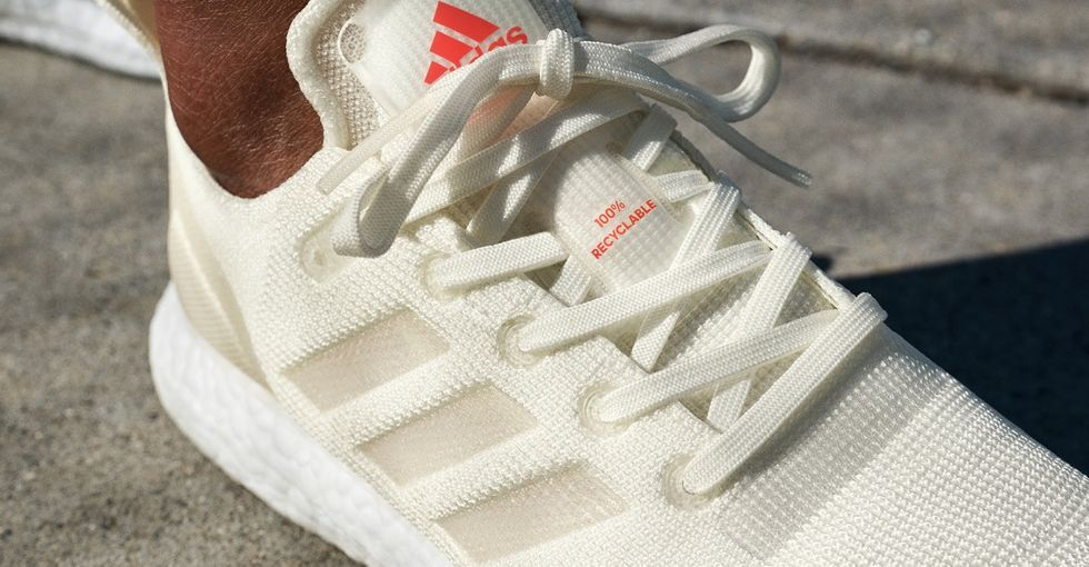 Adidas is making a shoe that never has to be thrown away.