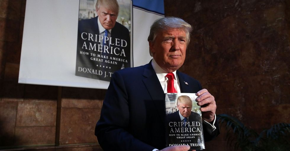 The Crippled America hashtag started an important conversation. It's not the one Trump intended.