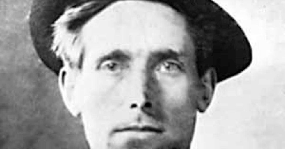 Ever heard of union hero Joe Hill? He's missing from most history books today.