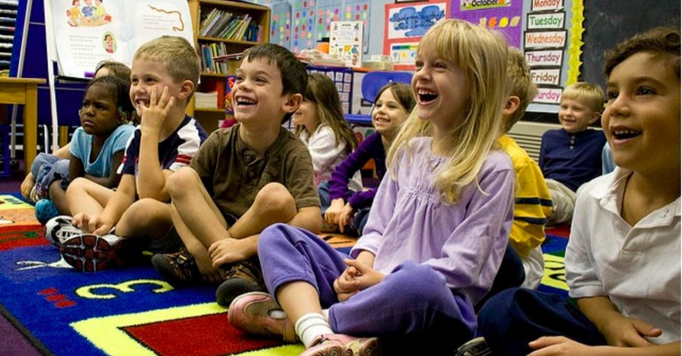Researchers studied kindergarteners' behavior and followed up 19 years later. Here are the findings.