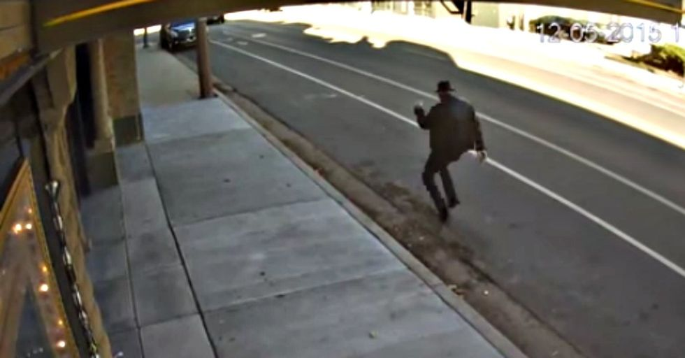 A dancing guy caught on camera picking up litter reminds us that we can do more, too.