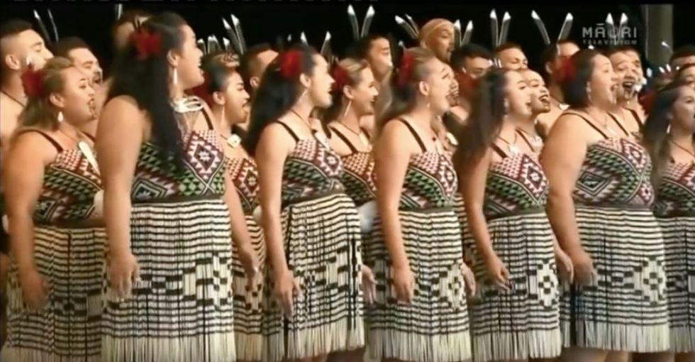 This Māori group's kapa haka performance of Bohemian Rhapsody will make your day.