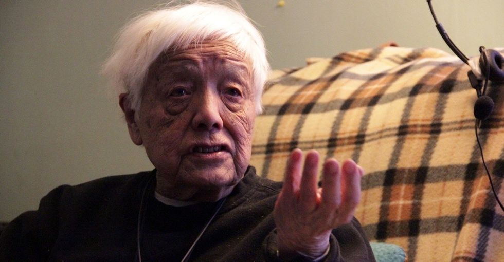 Grace Lee Boggs died today at 100. These are 5 quotes to remind you how amazing she was.