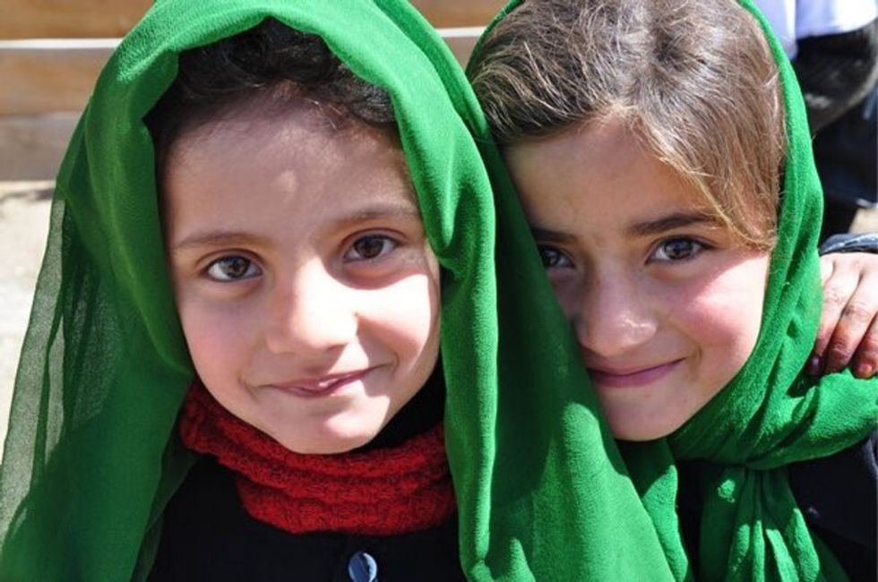 She got an Afghan village to allow their daughters to go to primary school. Now it's college time.