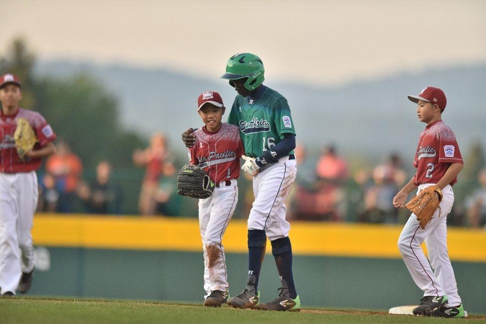 8 adorable ways the Little League World Series proves sportsmanship is alive