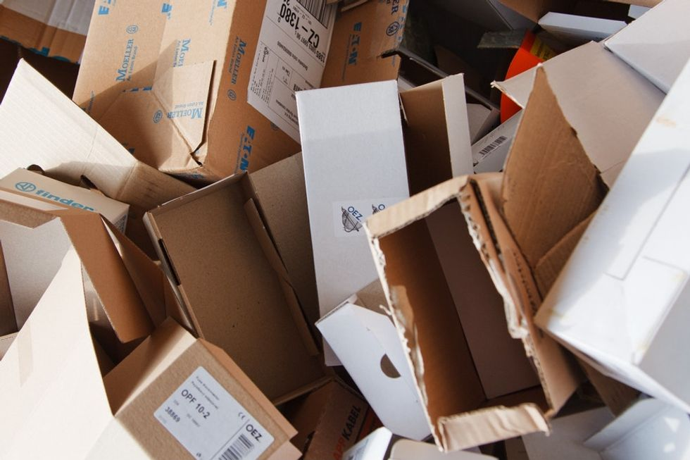 Drowning in empty boxes? This nonprofit's latest move helps you do good — and clear the clutter.