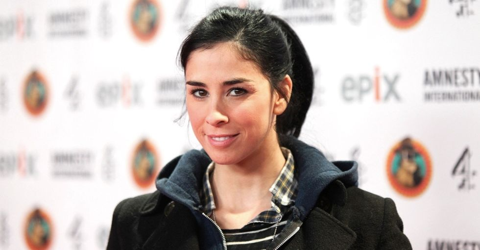 Sarah Silverman's answer to this question about 'political correctness' was totally unexpected.