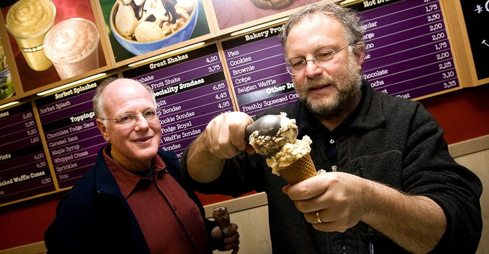 Ben and Jerry's just explained systemic racism in a mic-dropping statement.