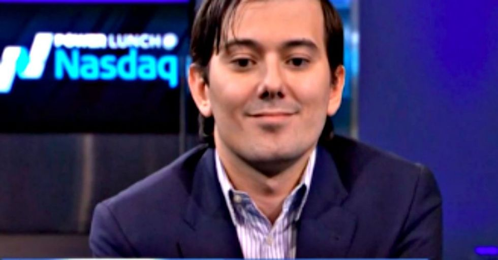 The truth behind why Daraprim can cost whatever its CEO wants it to