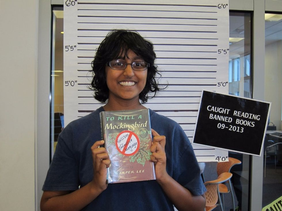 There's a curious commonality among the books that get banned by schools and libraries.
