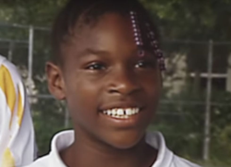 Proof Serena Williams knew she was a badass way before she was famous