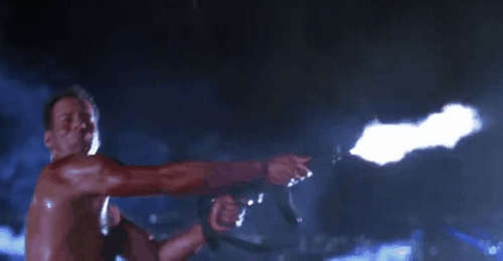 If you're Bruce Willis in 'Die Hard,' please carry a gun. Otherwise, here are 7 reasons not to.