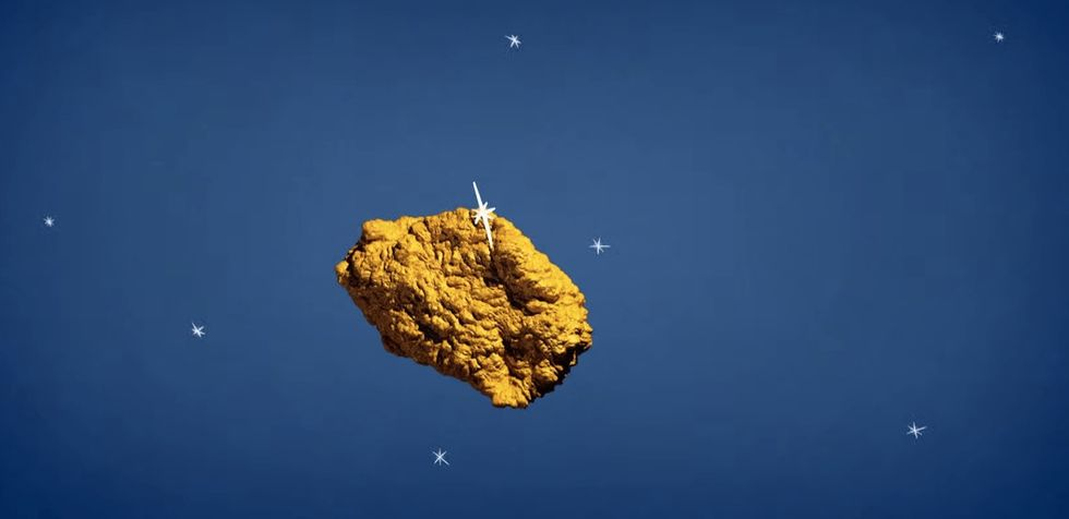 Working at tiny scales, scientists transform gold into something even more incredible.