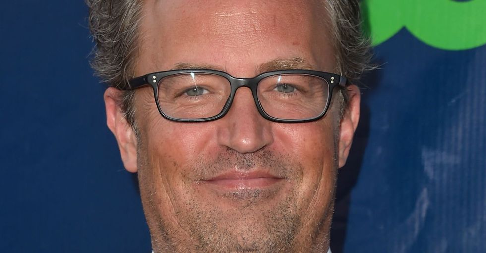 Matthew Perry gets candid on the most important factor in fighting addiction.