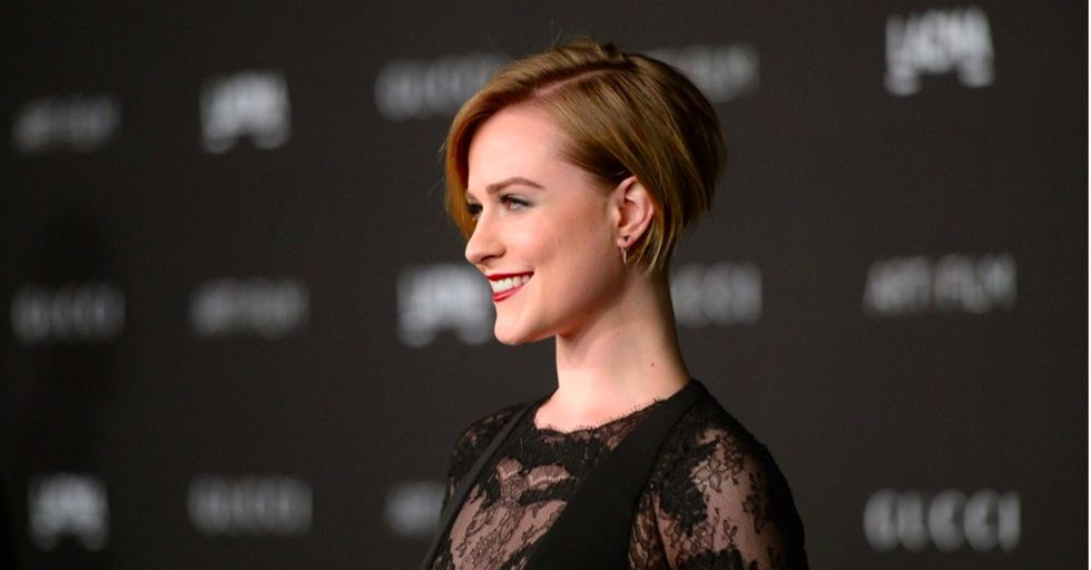 How Evan Rachel Wood uses her story to clear up misconceptions about being bisexual.
