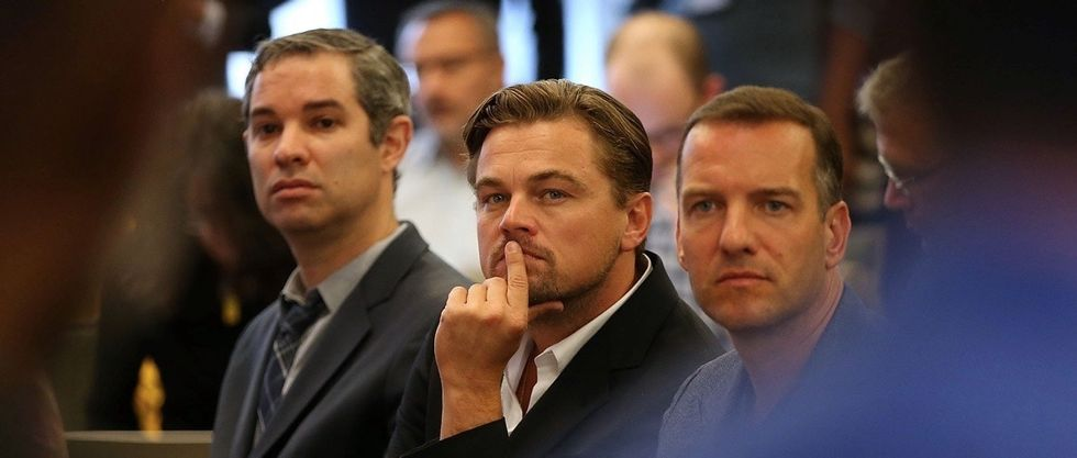 Leonardo DiCaprio shocked the fossil fuel industry with a simple but powerful move.