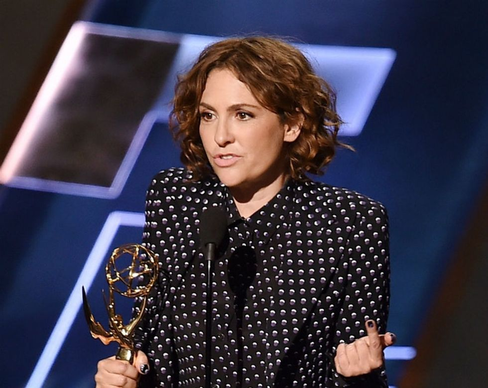 Jill Soloway's Emmy speech put the trans rights 'tipping point' into perspective.