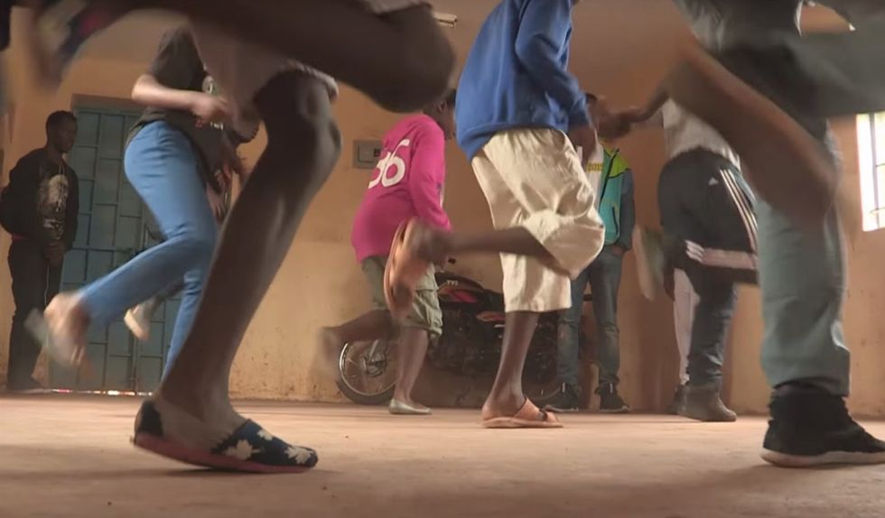 A YouTube star goes to Kibera and uncovers a bunch of creative minds changing the future.