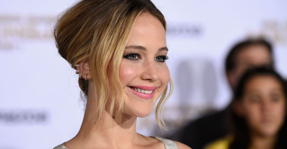 Jennifer Lawrence's spot-on, blunt take on Hollywood's gender pay gap.