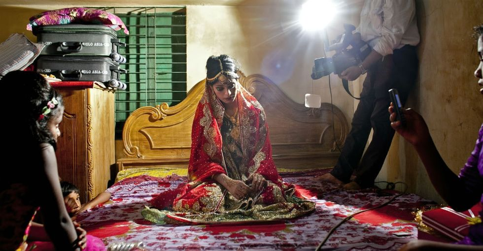 A new report uncovers the state of child marriage today. All eyes are on 26 countries.