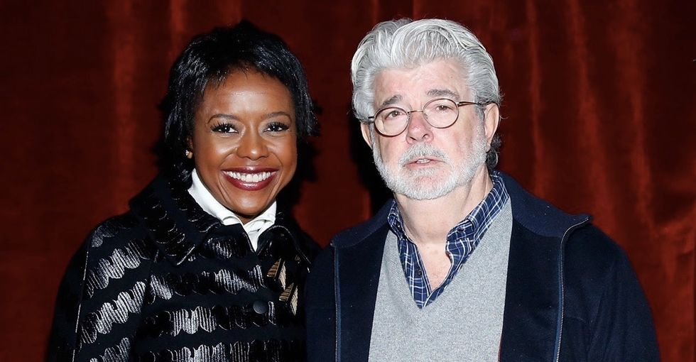 Why George Lucas' $10 million donation to promote diversity matters.