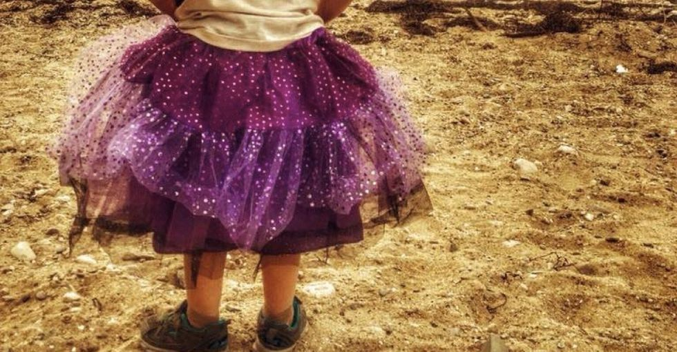 A man thought it was OK to question her son's tutu. Was he ever wrong.