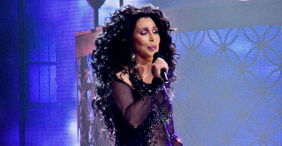 21 times Cher kept it real on Twitter.